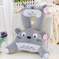 可爱抱枕公仔熊猫毛绒玩具女生小熊腰垫护腰萌生日礼物