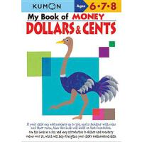 【预订】My Book of Money Dollars & Cents: Ages 6, 7, 8