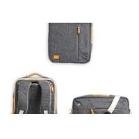 联想戴尔13.3笔记本电脑双肩男女商务背包15.6英寸14防震世帆家SN8898 其它尺寸