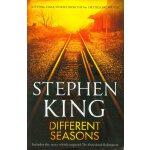 英文原版 四季包含肖申克的救赎 Different Seasons 斯蒂芬・金