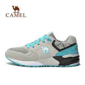 camel骆驼户外越野跑鞋 男女减震透气跑步鞋休闲运动男鞋