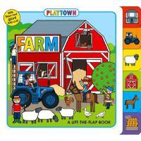 Playtown: Farm 玩玩镇:农场翻翻书