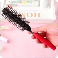 梨花头卷发器刘海卷发塑料发卷家用不伤发卷发筒美发工具