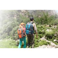 时尚韩版大容量男女通用双肩背包旅行包 休闲电脑书包旅游登山包户外防水