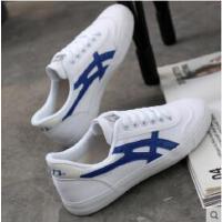 帆布鞋男鞋低帮透气韩版潮流白色布鞋球鞋小白鞋男休闲鞋