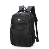 双肩包男士电脑包高中大学生旅行包韩版休闲书包时尚商务潮流背包 款式1 584