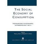 【预订】The Social Economy of Consumption