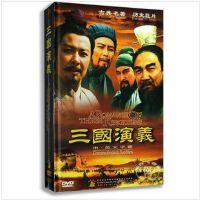 原装正版 四大名著 三国演义 28DVD 精装纸盒套装 古典民著 历史巨片 视频 光盘