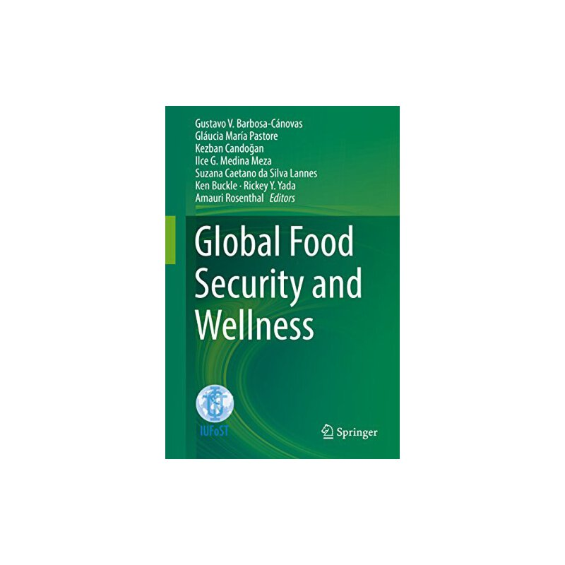 【预订】XVI IUFoST World Congress: Global Food Security and Wellness 9781493964949 美国库房发货,通常付款后3-5周到货!