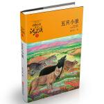 动物小说大王沈石溪・品藏书系:五只小狼(升级版)