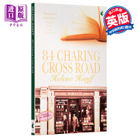【中商原版】查令十字街84号 英文原版 84 Charing Cross Road Helene Hanff 海莲汉芙