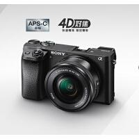 Sony/索尼ILCE-6300L单机身 A6300L套机16-50镜头微单数码相机