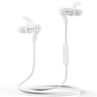 EDIFIER漫步者 W288BT 新版无线运动蓝牙耳机入耳挂耳麦白色