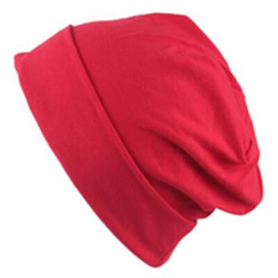 薄款套头帽子女士秋冬季包头帽男睡帽月子帽情侣春天帽
