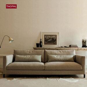 N空间 超感北欧沙发设计师款W1836A 组合沙发转角沙发牛皮沙发羽绒沙发乳胶沙发