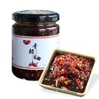 凤城大姐香辣酱剁辣椒拌面拌饭辣酱农家自制开胃下饭菜230g