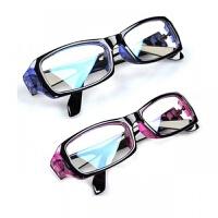 时尚男女款平光眼镜眼镜电脑护目眼镜 防蓝光