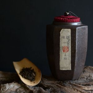 #茯砖七年陈茶・       470G