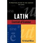 Essentials of Latin Grammar