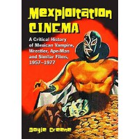 【预订】Mexploitation Cinema: A Critical History of Mexican Vam