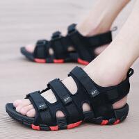 运动凉鞋男士夏季时尚新款户外日韩潮流越南沙滩鞋休闲学生凉鞋