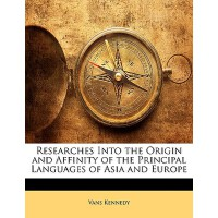 【�A�】Researches Into the Origin and Affinity of the Principal