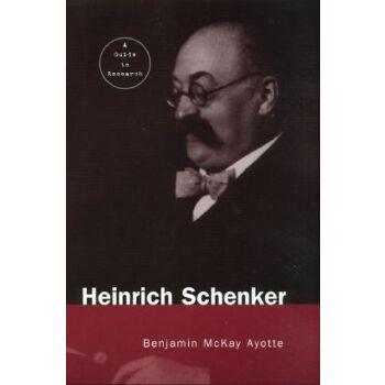 【预订】Heinrich Schenker: A Research and Information Guide 美国库房发货,通常付款后3-5周到货!