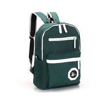 韩版简约书包中学生男女学院风双肩包 潮流电脑包 运动旅行包休闲背包