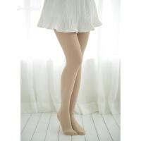60D丝袜连裤袜防勾丝夏季隐形透明款长筒打底袜子女夏天肉色 均码