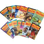 【中商原版】Scholastic Who Would Win? 学乐动物科普分级读物10册 猜猜谁会赢 英文原版 儿童