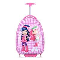 儿童拉杆箱16寸18寸男女童卡通行李箱旅行万向轮旅行箱小学生拖箱