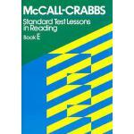 【预订】McCall Crabbs 9780807755488