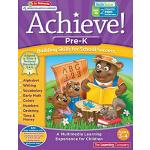 【预订】Achieve!: Pre-Kindergarten: Building Skills for School