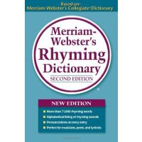 韦氏韵语词典 Merriam-Websters Rhyming Dictionary