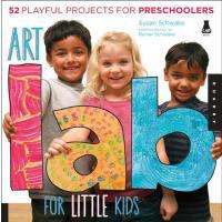 [预定]Art Lab for Little Kids