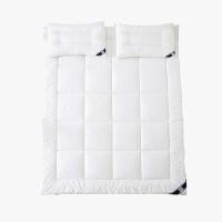 当当优品羊毛床垫 全棉加厚可水洗单人床褥120*200cm