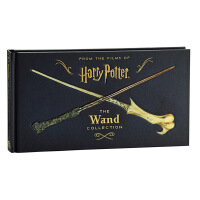 【中商原版】哈利波特魔杖宝典 英文原版 Harry Potter: The Wand Collection 精装