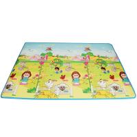 费雪 宝宝爬行垫 韩国地垫BMF14 婴儿游戏垫