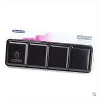 德国schmincke 史明克1/1整格 大块固体水彩颜料 12色金属盒装