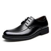 宜驰 EGCHI 皮鞋正装鞋男士商务休闲工作结婚鞋子男 31527