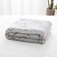 毯子午睡被子加厚冬季单人学生宿舍铺床珊瑚绒小毛毯办公室午休毯