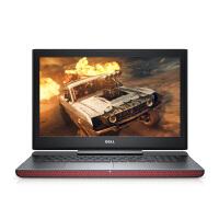 戴尔(DELL)新游匣 15-7567-R1745P 15.6英寸笔记本电脑(i7-7700HQ 8G 500G+128G GTX1050Ti 4G)跑车版