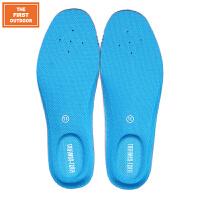 美国第一户外正品男款排汗除臭空气循环鞋垫内增高运动减震鞋垫子