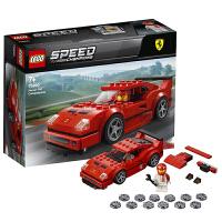 【当当自营】乐高LEGO 赛车系列 75890 法拉利F40