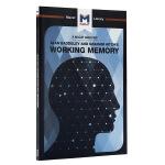 【中商原版】工作记忆 MACAT解读系列 英文原版 心理学 Working Memory Birgit Koopman