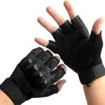半指手套格斗健身耐磨男士户外手套军迷防滑骑行战术手套