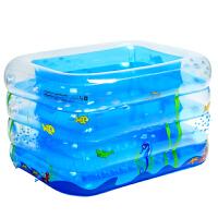 诺澳大号家庭充气游泳池加厚婴儿童游泳池宝宝戏水池成人浴缸