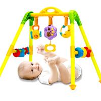 安全婴儿玩具宝宝床铃音乐健身架器多功能游戏音乐架6-12个月礼盒