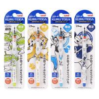 限定日本三菱Kuru Toga|M5-650迪士尼自动铅笔 0.5mm笔芯自动旋转 凯蒂猫