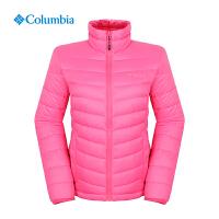 Columbia哥伦比亚秋冬户外女防水防风保暖650蓬羽绒服外套PL5989
